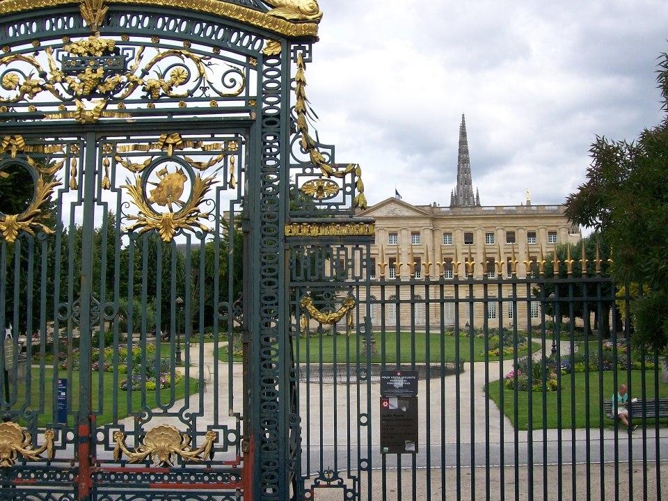 Jardins de la Mairie de Bordeaux