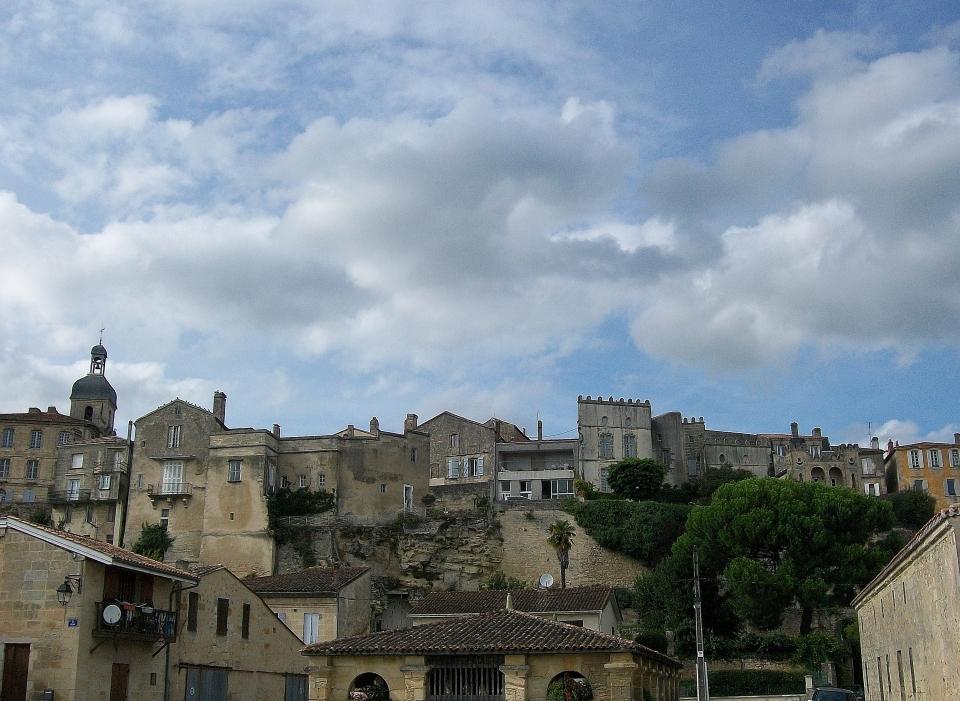 Bourg sur Gironde