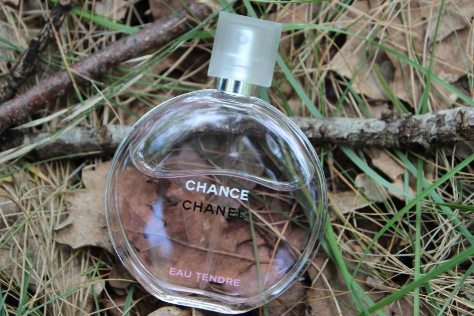 Eau tendre de Chance, de Chanel