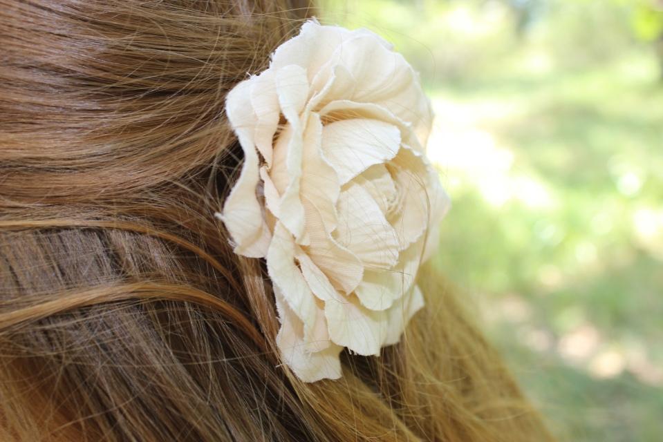 Fleur Camaïeu