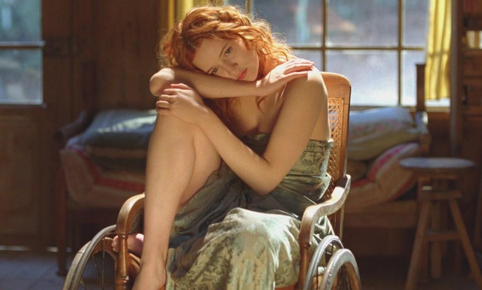 Andrée Heuschling interprétée par Christa Théret dans le film Renoir