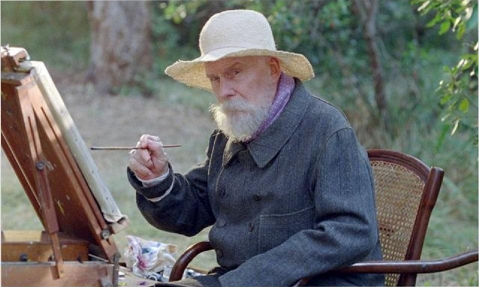 Michel Bouquet dans le rôle de Pierre-Auguste Renoir